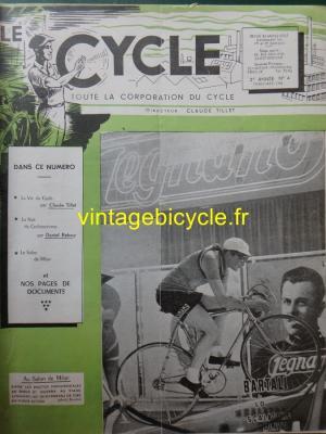 LE CYCLE 1946 - 11 - N°4 Novembre 1946