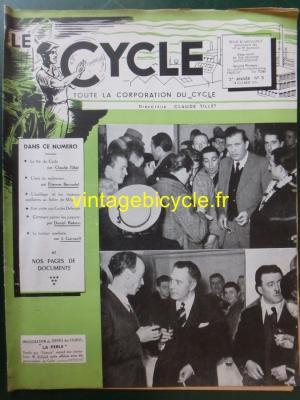 LE CYCLE 1946 - 12 - N°5 Decembre 1946