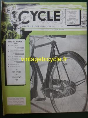 LE CYCLE 1947 - 01 - N°7 Janvier 1947