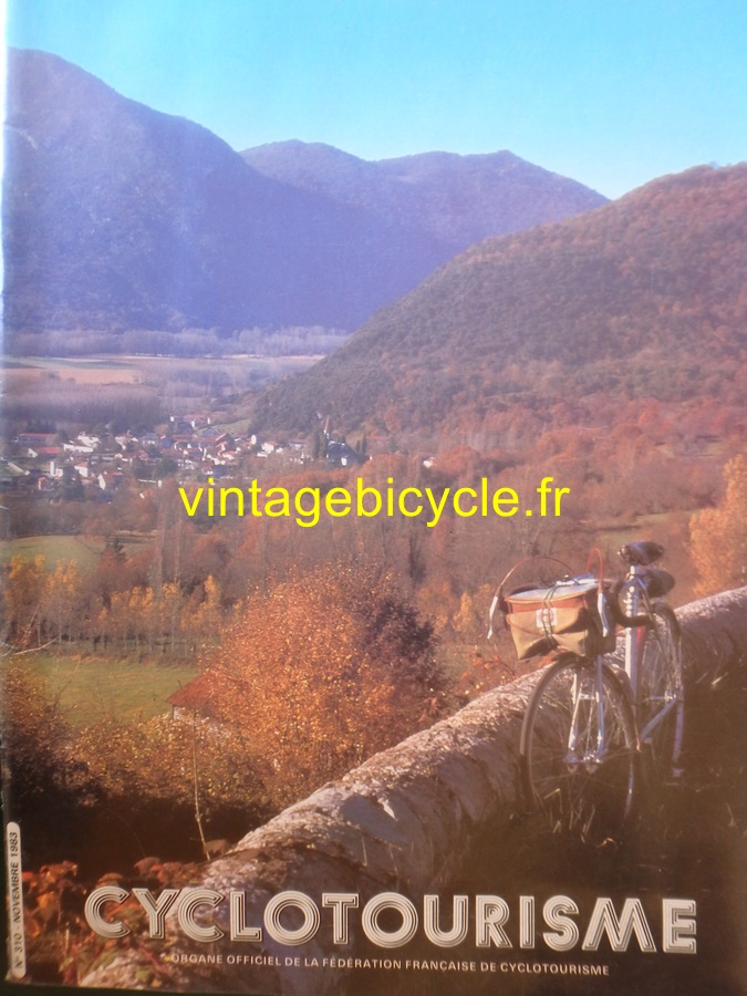 Routens vintage bicycle fr 85 copier