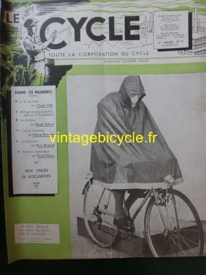 LE CYCLE 1947 - 02 - N°9 Fevrier 1947