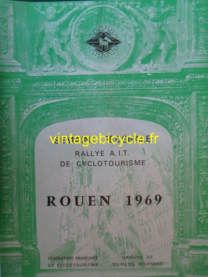 Routens vintage bicycle fr 96 copier