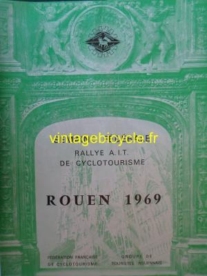 Routens vintage bicycle fr 96 copier