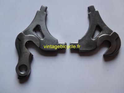 Bike framebuilding rear dropouts steel frame ends
