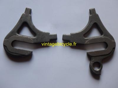 Dropout set vintage frame Rear NOS (pair)