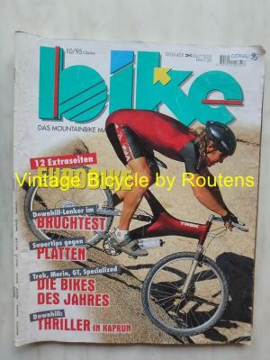 BIKE 1995 - 10 - N°10 Octobre 1995