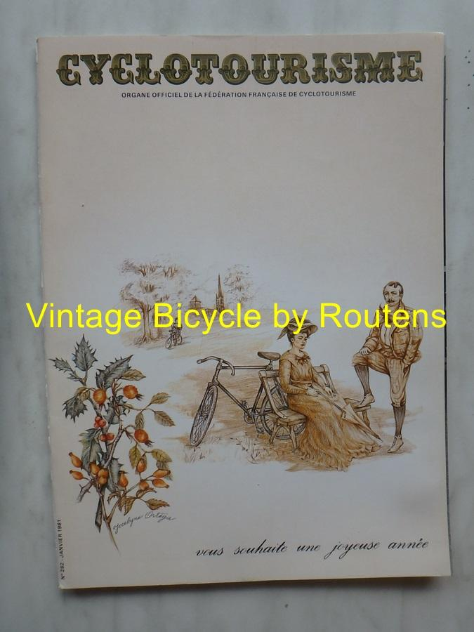 Vintage bicycle by routens 143