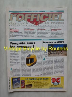 L'OFFICIEL du cycle et de la moto 1995 - 05 - N°3603 Mai 1995