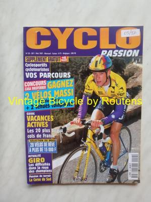 CYCLO PASSION 1997 - 05 - N°29 Mail 1997