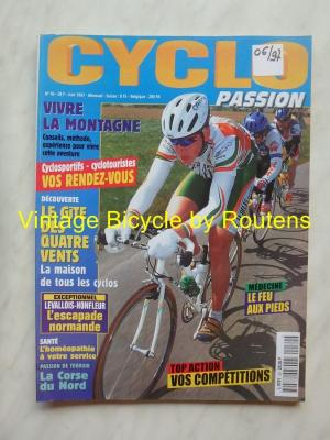 CYCLO PASSION 1997 - 06 - N°30 Juin 1997