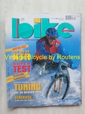 BIKE 1996 - 02 - N°2 Fevrier 1996
