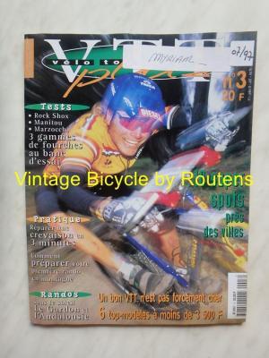 VELO TOUT TERRAIN 1997 - 07 - N°3 Juillet 1997