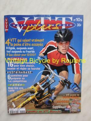 VELO TOUT TERRAIN 1998 - 03 - N°10s Mars 1998
