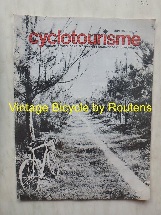 Vintage bicycle by routens 49