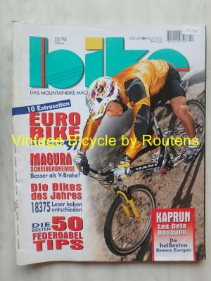 BIKE 1996 - 10 - N°10 Octobre 1996