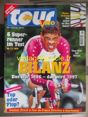 TOUR 1997 - 01 - N°1 janvier 1997