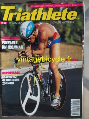 TRI-ATHLETE - 1992 - 06 - N°68 juin 1992