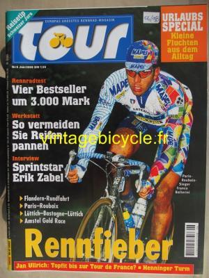 TOUR 1998 - 06 - N° 6 juin 1998