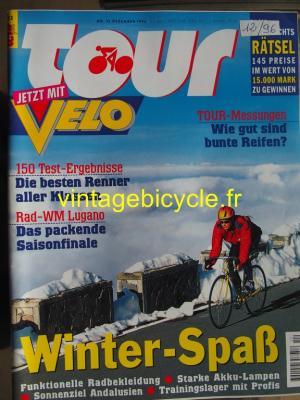 TOUR 1996 - 12 - N°12 decembre 1996