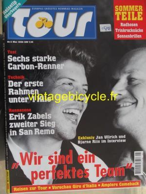 TOUR 1998 - 05 - N° 5 mai 1998