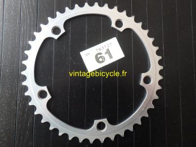 MICHE 42t Chainring Aluminium bcd 135mm VGC