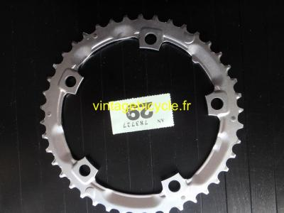 SHIMANO 42t Chainring SG Steel bcd 130mm NOS
