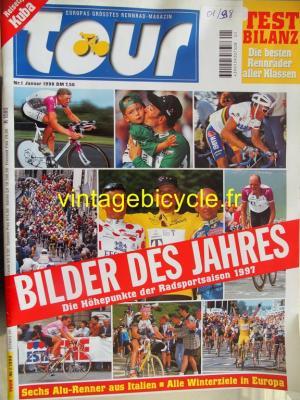 TOUR 1998 - 01 - N°1 janvier 1998