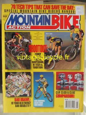 MOUNTAIN BIKE ACTION 1996 - 05 - N° 05 mai 1996