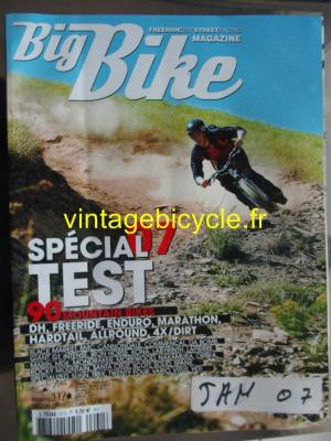 BIG BIKE 2007 - 01 - N°31 janvier 2007