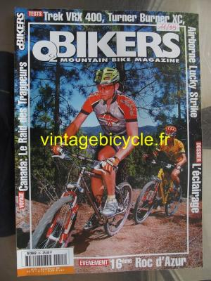 O2 BIKERS - 1999 - 11 - N°55 novembre 1999
