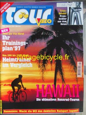 TOUR 1997 - 02 - N°2 fevrier 1997