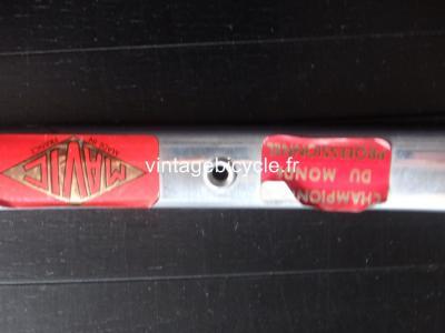 MAVIC Championnat du Monde 32h silver tubular rims 700c Vintage NOS (1)