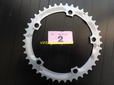 CAMPAGNOLO 42t (30) Steel Chainring 135mm. NOS