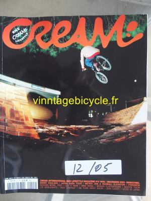 CREAM 2005 - 11 - N° 15 novembre / decembre 2005