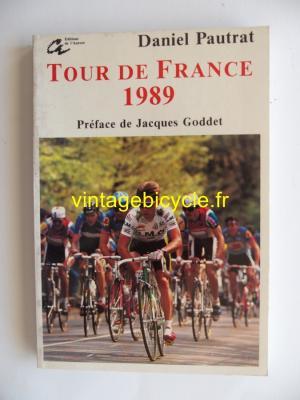 TOUR de FRANCE 1989 (Le guide)