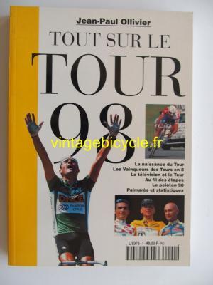 TOUT SUR LE TOUR 98 - Jean-Paul Olivier