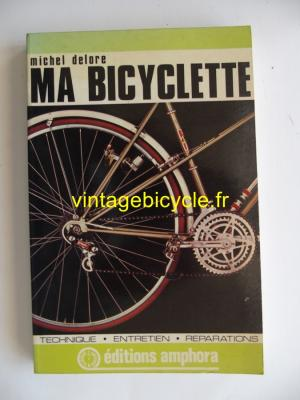 MA BICYCLETTE 1975 - Michel Delore