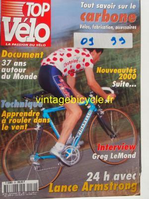 TOP VELO 1999 - 09 - N°30 septembre 1999