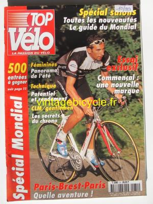 TOP VELO 1999 - 10 - N°31 octobre 1999