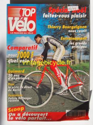 TOP VELO 1999 - 12 - N°33 decembre 1999