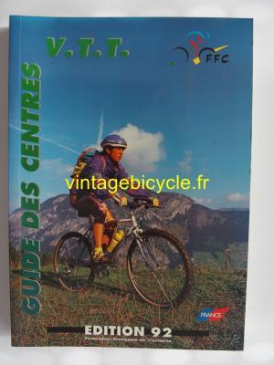 GUIDE DES CENTRES VTT FFC 1992