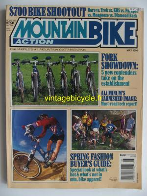 MOUNTAIN BIKE ACTION 1995 - 05 - N° 5 mai 1995