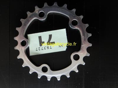 SPECIALITES TA Chainring aluminum 24t S - 74mm VGC