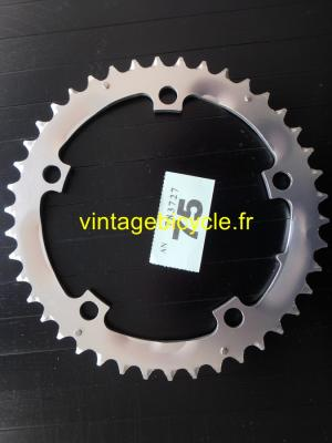 42t Chainring Aluminum bcd 130mm NOS