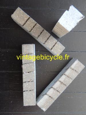 MODOLO Cyclocross Sinterized patins de freins trés rare NOS VINTAGE (4)
