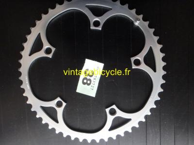 MICHE 52t Chainring Aluminium 135mm. VGC