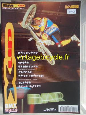 BMX'UP 1997 - 10 - N° 09 octobre / novembre / decembre 1997