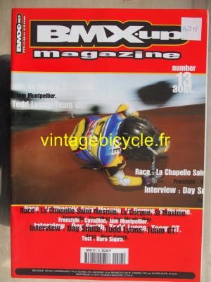 BMX'UP 1998 - 08 - N°13 aout 1998