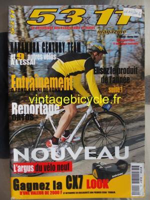53x11 - 2001 - 01 - N°2 janvier / fevrier 2001