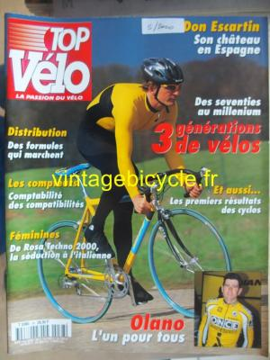 TOP VELO 2000 - 05 - N°38 mai 2000